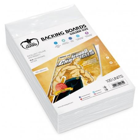 UG Comic Backing Boards Golden Size 100 ct.
