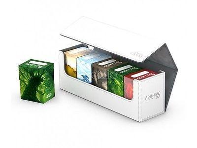 UG Arkhive Flip Case 400+ XenoSkin white