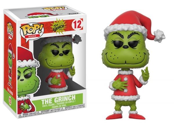 POP - The Grinch - The Grinch (Santa)
