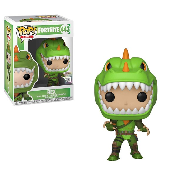 POP - Fortnite - Rex