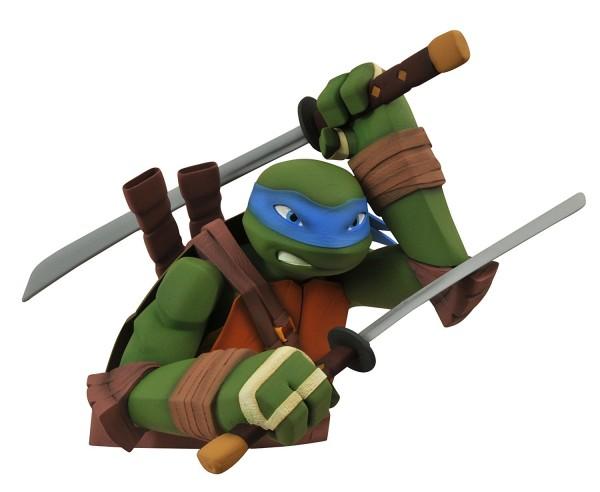 Teenage Mutant Ninja Turtles - Leonardo Bust Bank