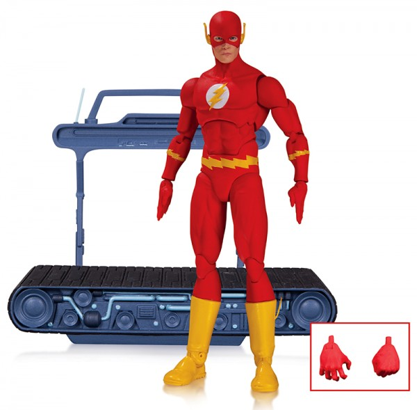 DC Icons - The Flash Chain Lightning Fig.