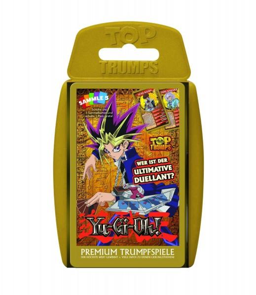Top Trumps - Yu-Gi-Oh!