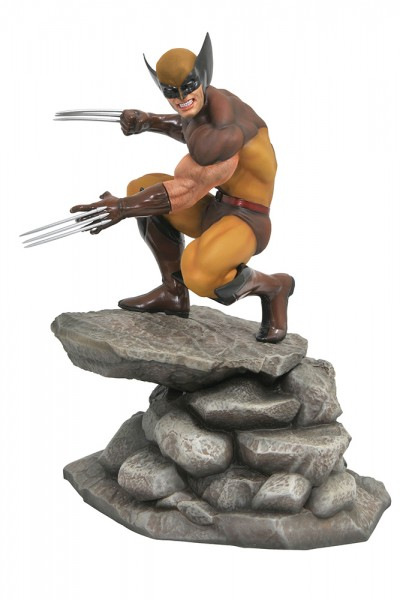 Marvel Gallery - Wolverine Comic Statue