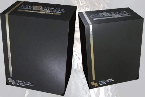 Final Fantasy - Deck Box