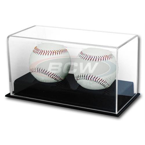 BCW Acryl Baseball Double Display