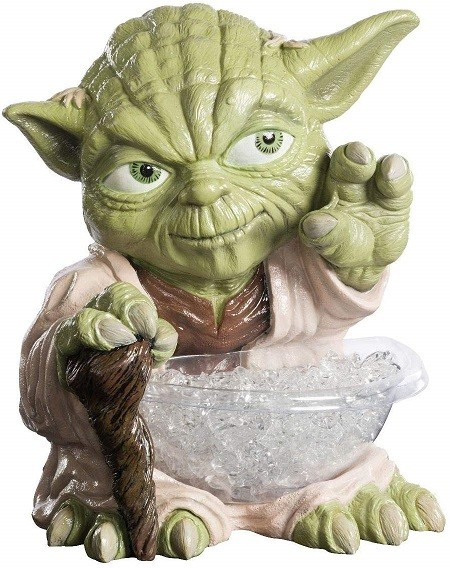 Star Wars Yoda Candy Bowl Holder 38 cm