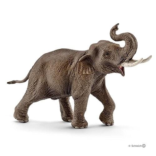 SCHLEICH - Wild Life, Asiatischer Elefantenbulle
