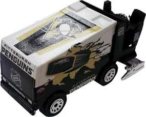 NHL 2015 Pittsburgh Penguins Zamboni