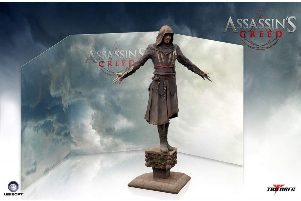Assassin's Creed Aquilar 35 cm PVC Statue