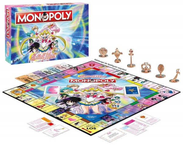 Monopoly - Sailor Moon (DE)