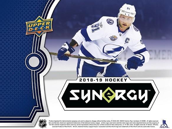2018-19 NHL Synergy
