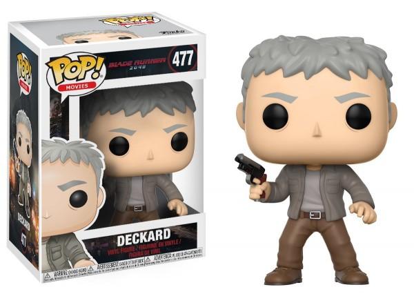 POP - Blade Runner 2049 - Deckard