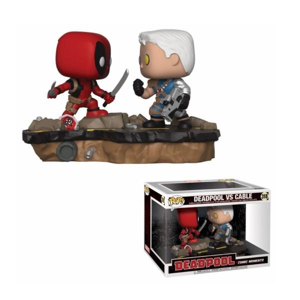 POP - Deadpool Comic Moments - Deadpool vs. Cable