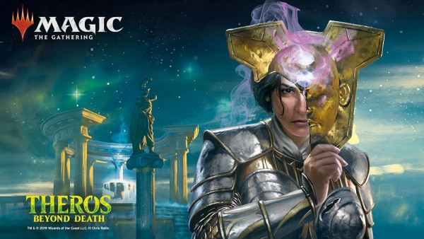 Magic Theros Beyond Death (Theme Boosters) EN