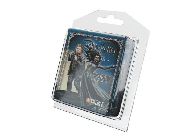 Harry Potter Mini Adventure Bellatrix & Wormtail