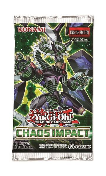 Yu-Gi-Oh! Chaos Impact Special Edition EN