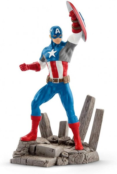 SCHLEICH - Marvel, Captain America