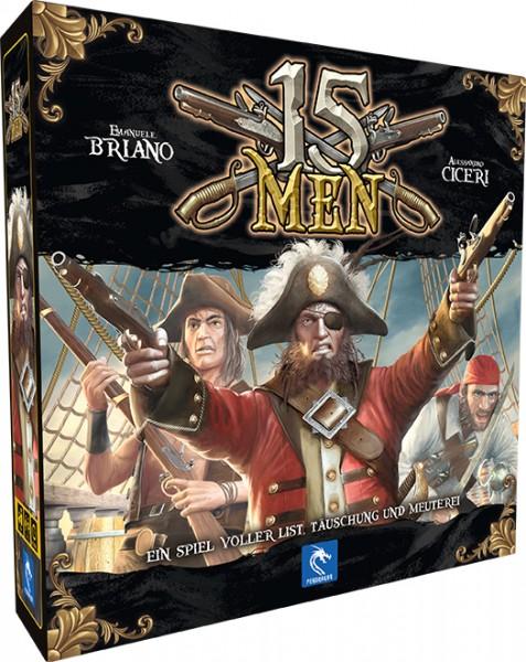 15 Men DE