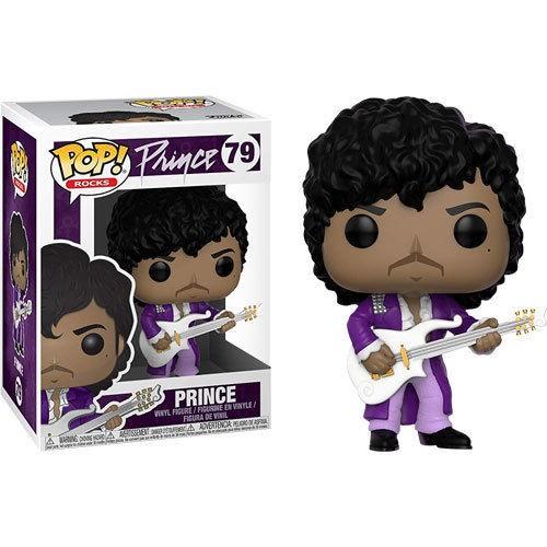 POP - Music - Prince - Purple Rain Prince