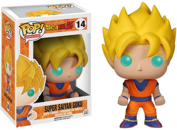 POP - Dragonball Z - Super Saiyan Goku