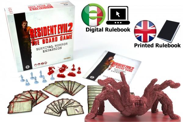 Resident Evil 2 - Survival Horror Expansion