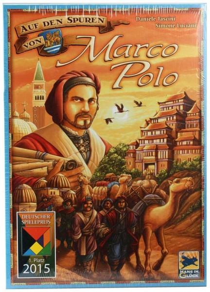 Auf den Spuren von Marco Polo - Grundspiel DE