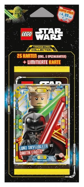 LEGO Star Wars Trading Card Game 1 (Blister) DE