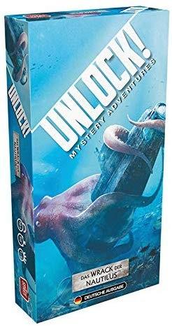 Unlock! - Das Wrack der Nautilus - DE