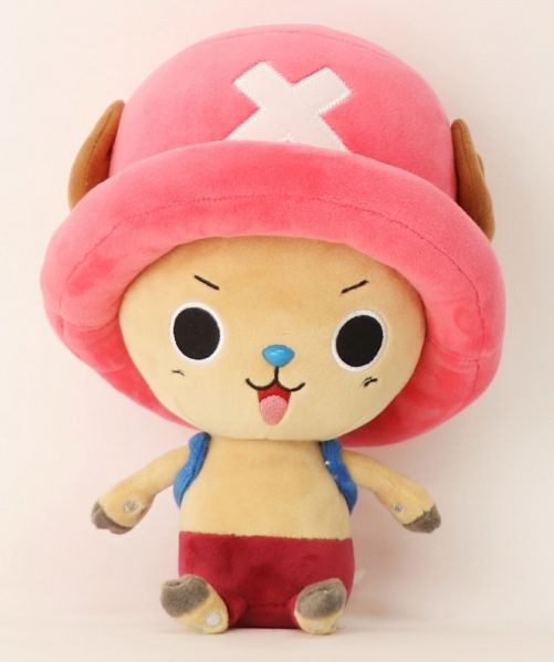 One Piece - New Chopper/Smile 25 cm Plush