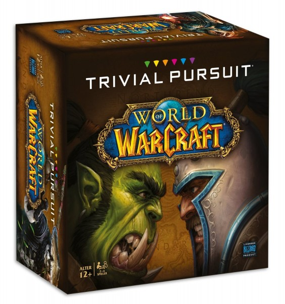 Trivial Pursuit - World of Warcraft Edition DE