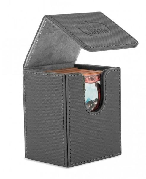 UG Flip DeckCase 100+ Standardgröße XenoSkin Grey