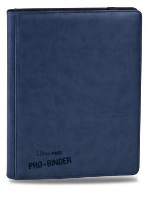 UP Premium Pro Binder für 360 Karten blue/blau