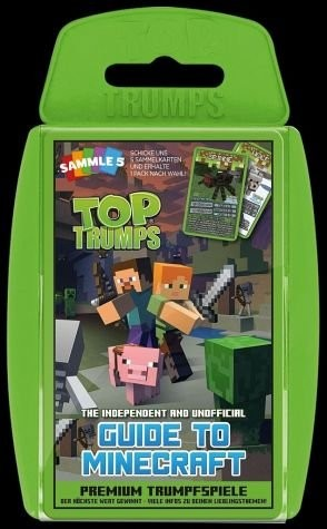 Top Trumps - Independent & Unof.Guide to Minecraft