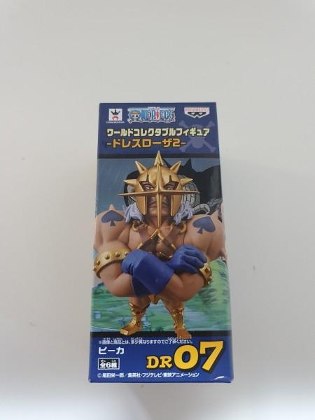 One Piece W.C.F. Dressrosa 2 Fig. (div. Figuren)