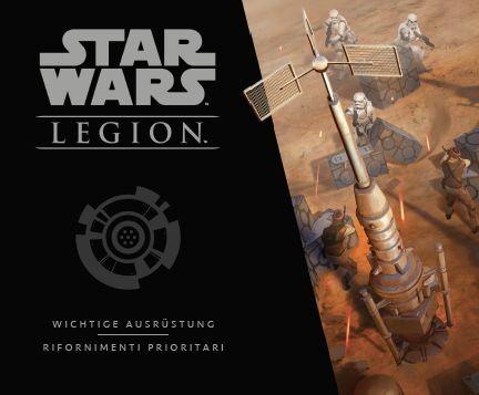 Star Wars: Legion - Wichtige Ausrüstung