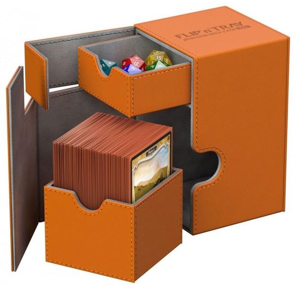 UG Flip`n`Tray Deck Case 100+ XenoSkin Orange