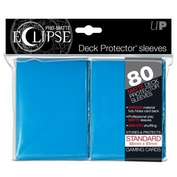 UP Deck Protector PRO-MATTE ECLIPSE Light Blue80ct