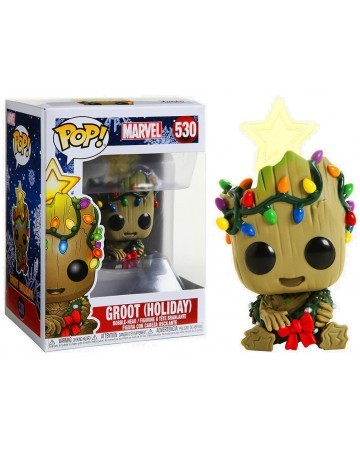 POP - Marvel Holiday - Groot (Holiday)