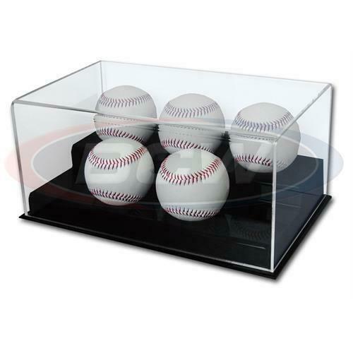 BCW Acryl Baseball Quinque/5 Display Holder