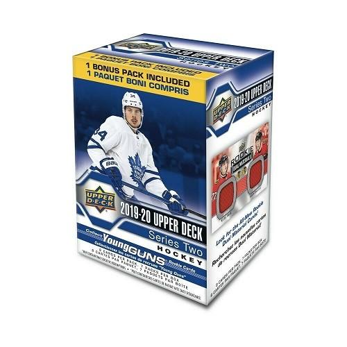 2019-20 NHL Upper Deck II Blaster (Retail)