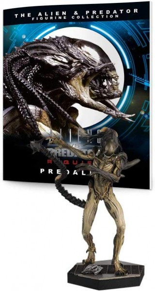 Alien & Predator Fig. Collection - Predalien