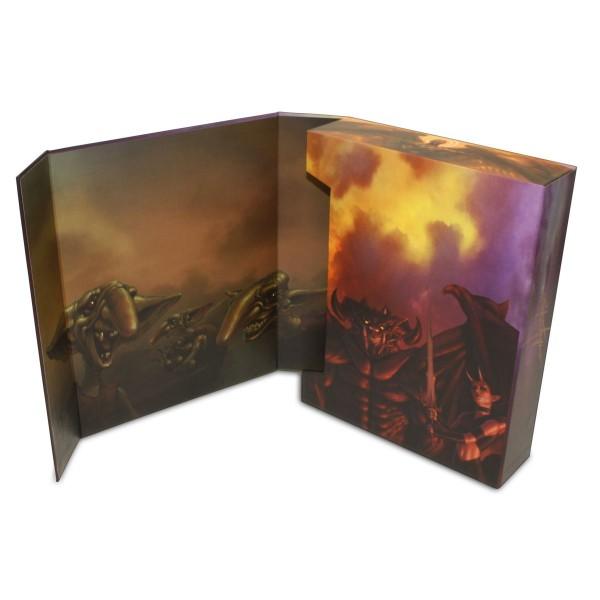 BCW Magazine Stor-Folio - Art - Good vs. Evil