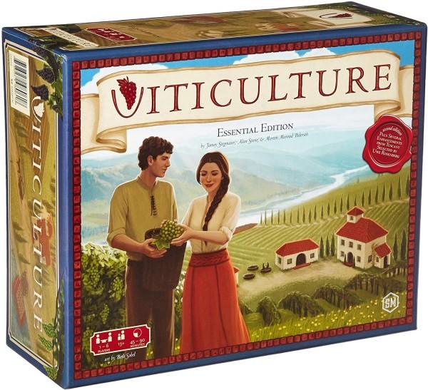 Viticulture: Essential Edition - EN