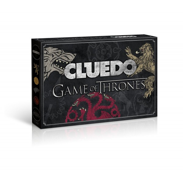 Cluedo - Game of Thrones Collector's Edition DE