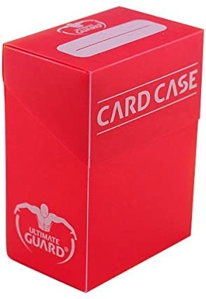 UG Card Case 75+ Red