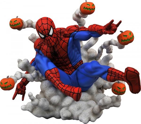 Marvel Gallery - Pumpkin Bombs Spider-Man 17 cm