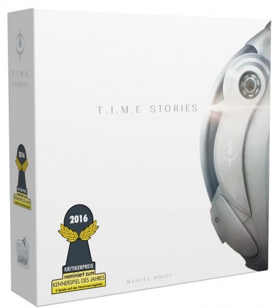 T.I.M.E Stories - Grundspiel