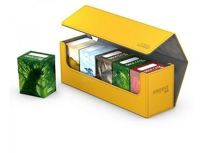 UG Arkhive Flip Case 400+ XenoSkin amber