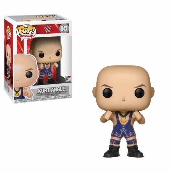 POP - WWE - Kurt Angle (Ring Gear)